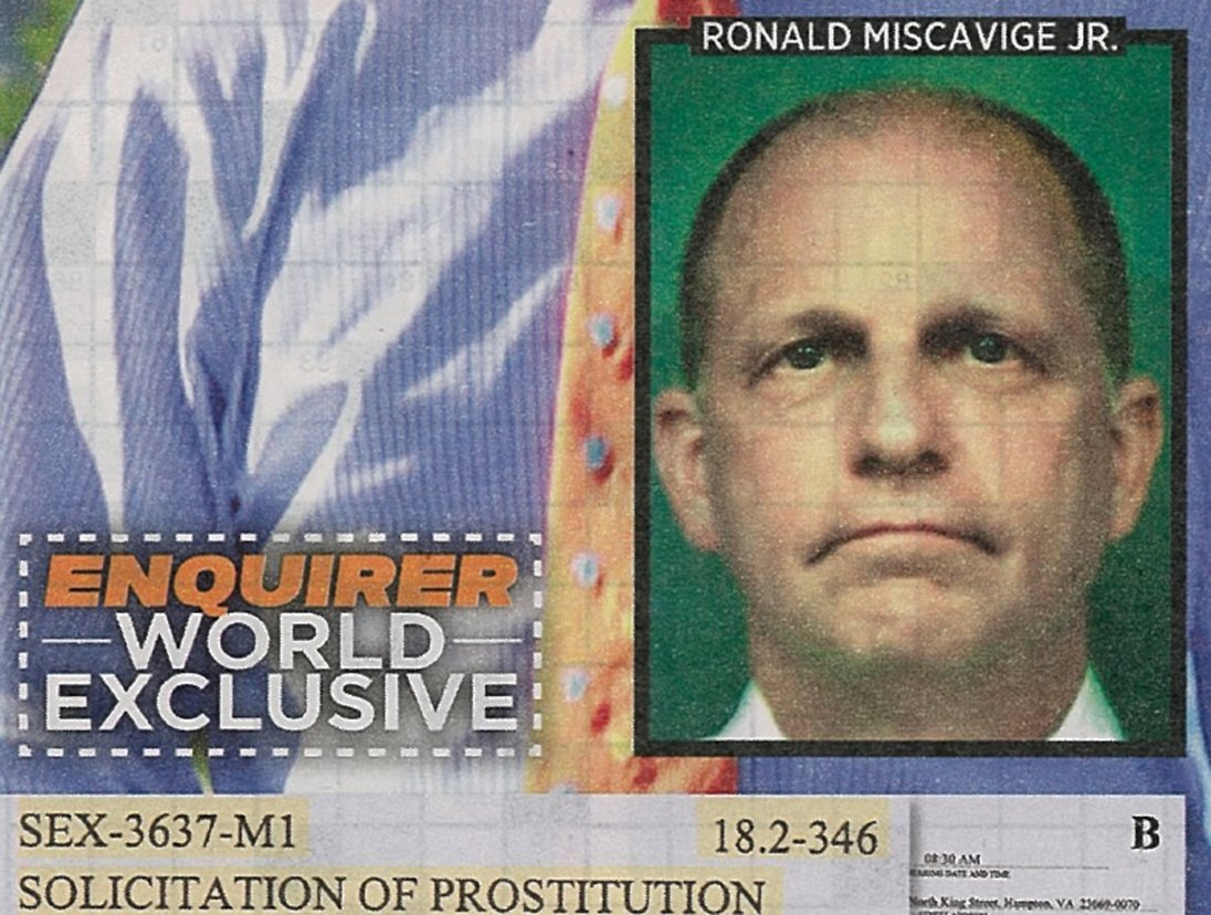Ron Miscavige. Enquirer exclusive