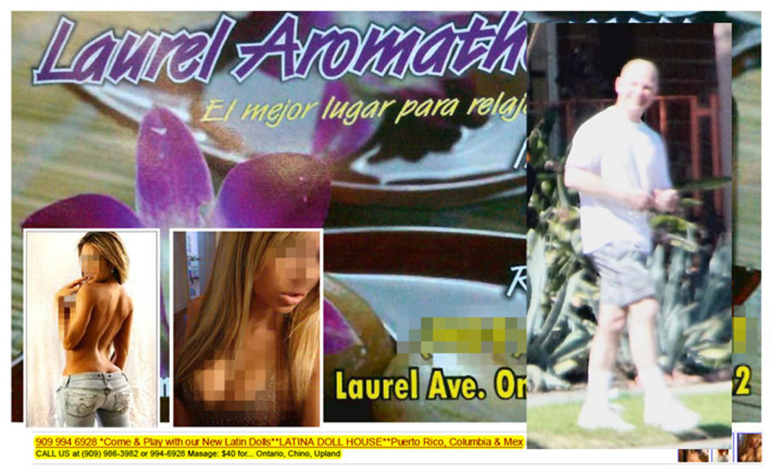 "Laurel Aromatherapy in Ontario, California. ""Come and play with our new Latin dolls."""