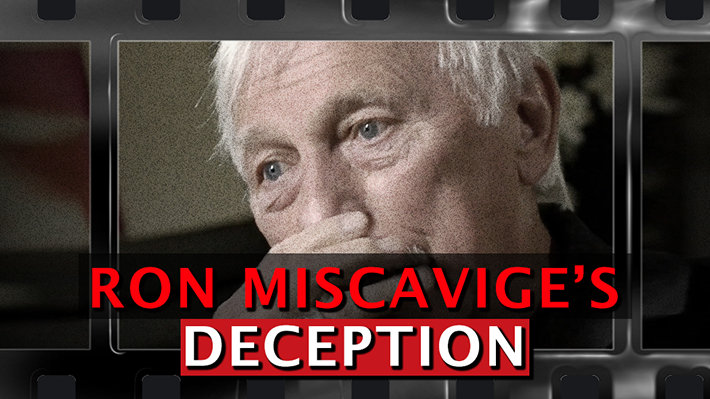 "<span class=""callout"">Read:</span> Ron Miscavige's Deception—Says the Music Director: ""He cannot be trusted in any way"""