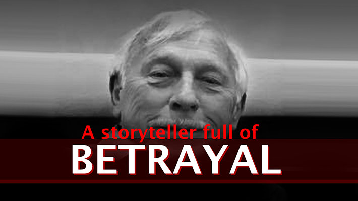 READ: Ron Miscavige: A Storyteller's Betrayal