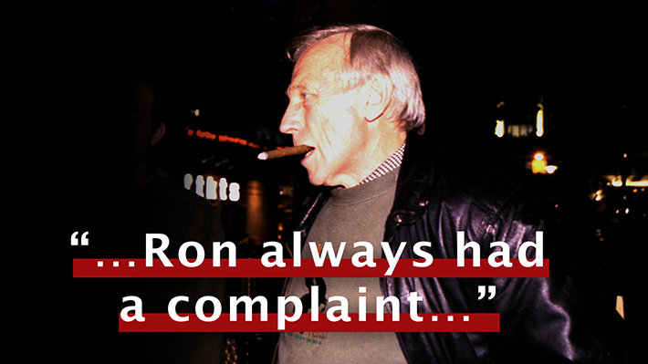READ: Ron Miscavige: Bitter Complainer