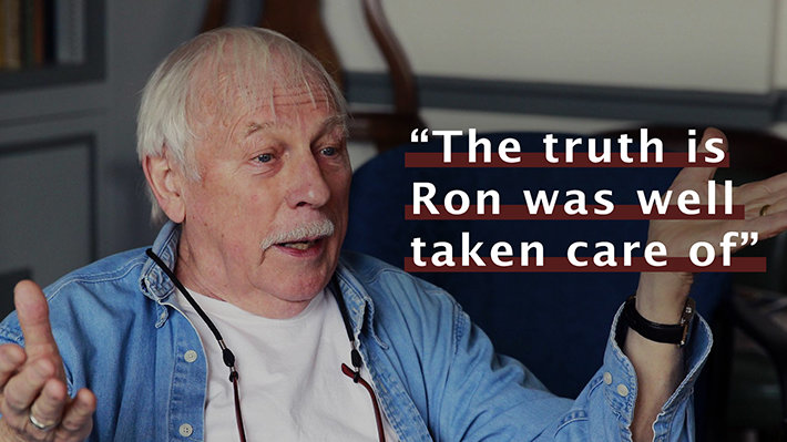 Read: Ron Miscavige: A Disgraceful and Inconsiderate Man
