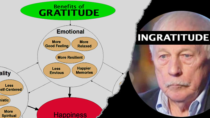 Read: Ron Miscavige: No Gratitude