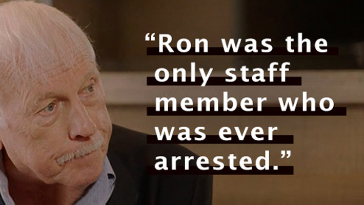 Read: Ron Miscavige: A Selfish and Cruel Man