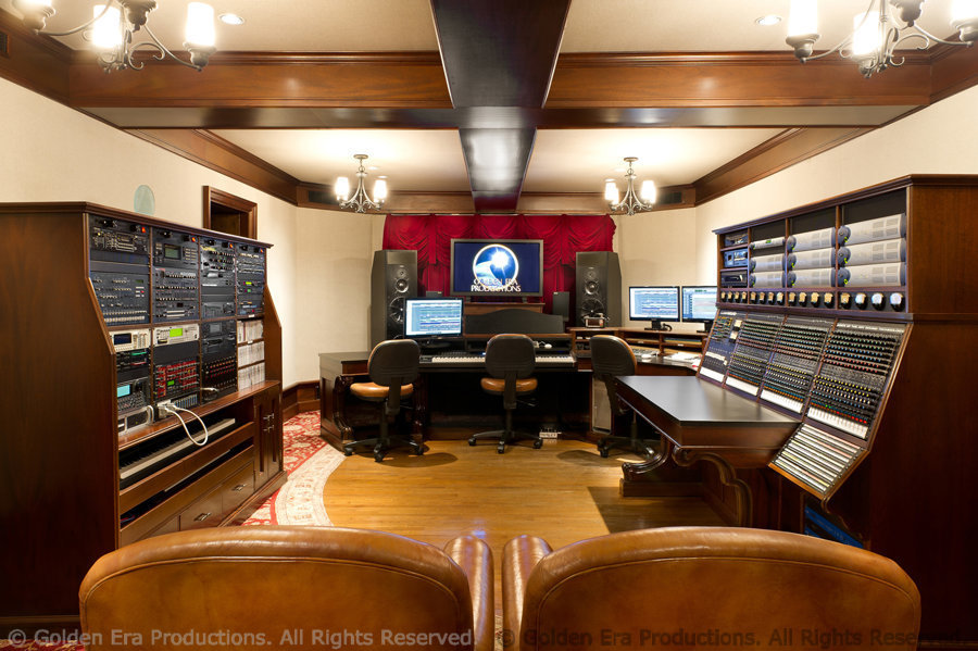 Music Scoring Room 2, Golden Era Productions