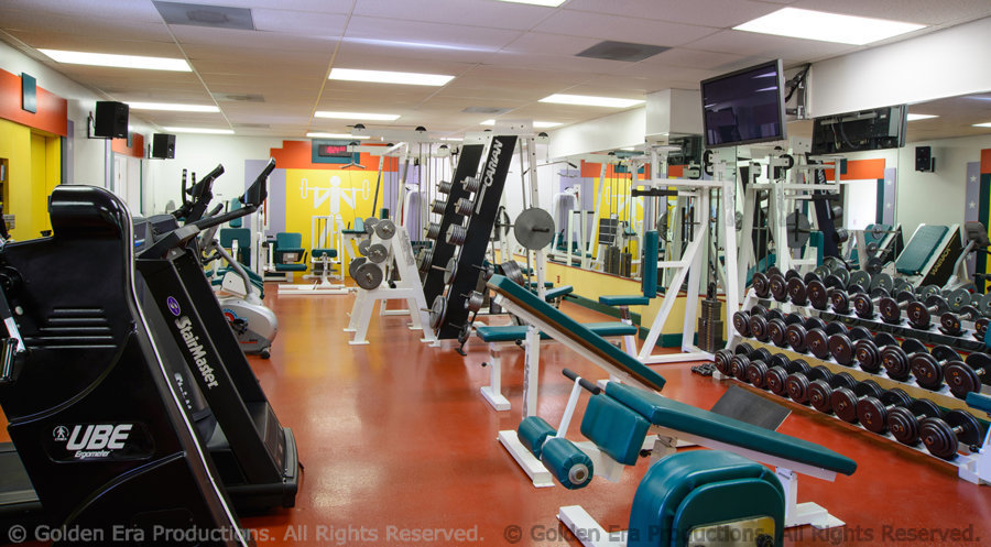 Gold Staff Exercise Facility
